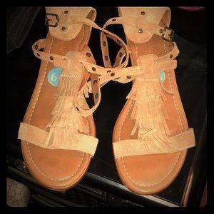 Tan 👡 Sandals 👡